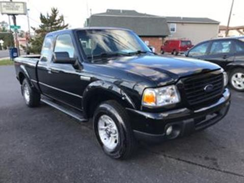 2009 Ford Ranger for sale in Folsom, PA