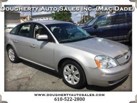 2007 Ford Five Hundred for sale in Folsom, PA