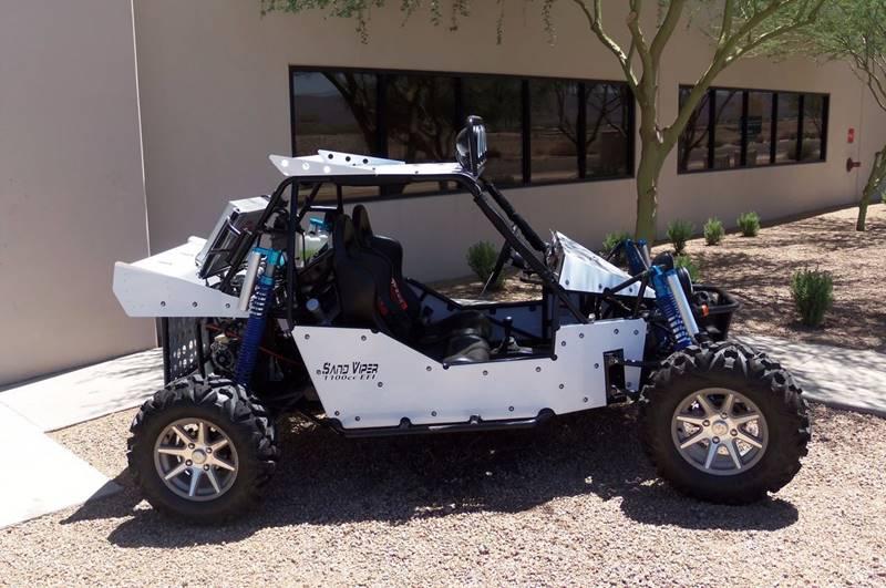 2016 Sand Viper 1100cc EFI