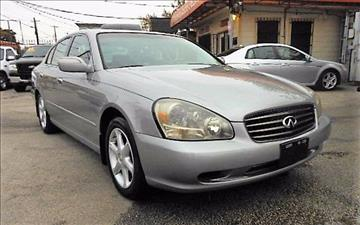 2002 Infiniti Q45 for sale in Houston, TX
