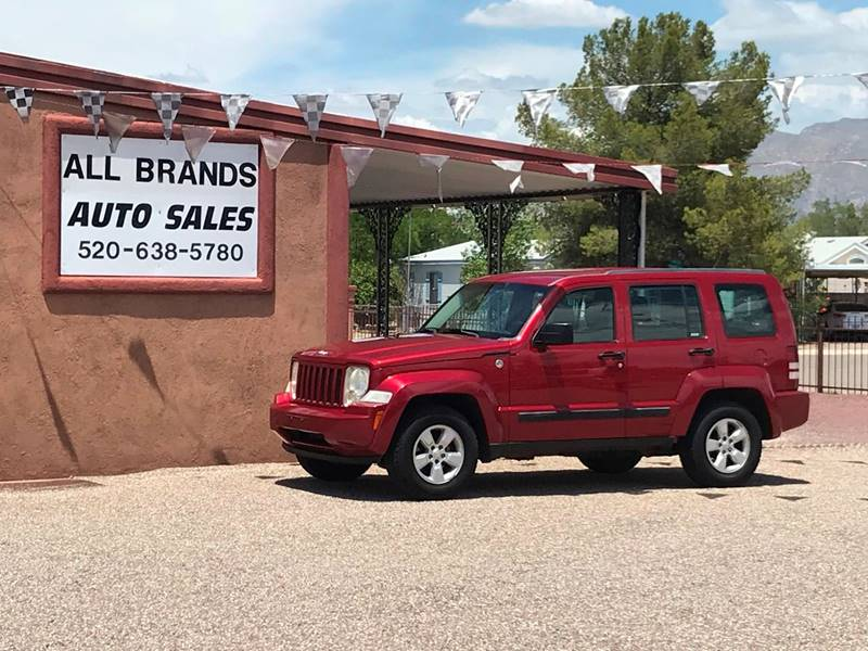 2009 Jeep Liberty For Sale At All Brands Auto Sales In Tucson AZ