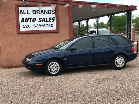 1998 Saturn S-Series for sale at All Brands Auto Sales in Tucson AZ