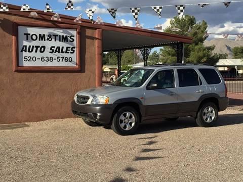 2004 Mazda Tribute for sale in Tucson, AZ