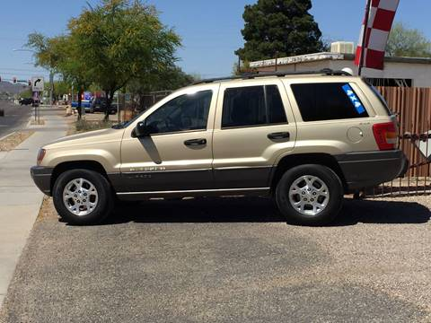 2001 Jeep Grand Cherokee for sale in Tucson, AZ