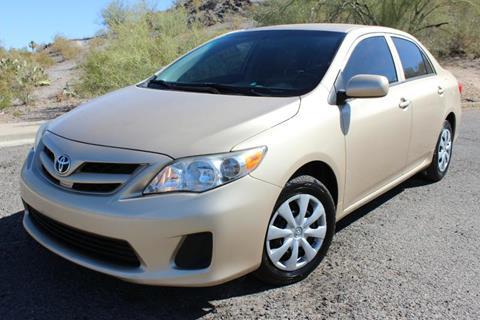2012 Toyota Corolla for sale in Phoenix, AZ