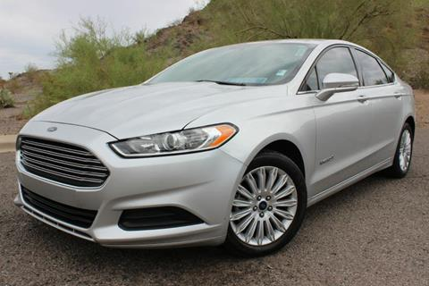 2013 Ford Fusion Hybrid for sale in Phoenix, AZ