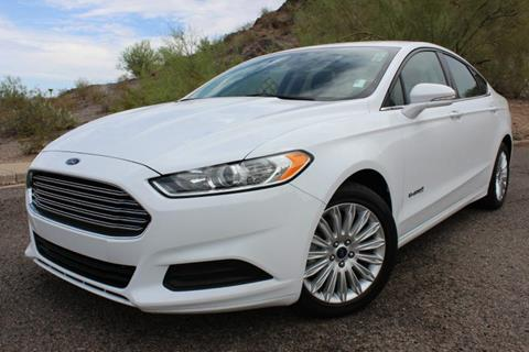 2014 Ford Fusion Hybrid for sale in Phoenix, AZ