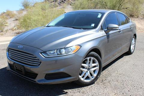 2014 Ford Fusion for sale in Phoenix, AZ