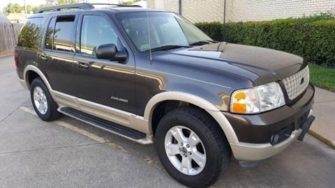 2005 Ford Explorer for sale in Grand Prairie, TX