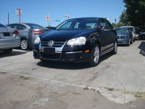 2008 Volkswagen Jetta for sale in Chula Vista, CA
