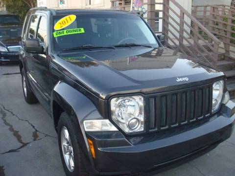 2011 Jeep Liberty for sale in Chula Vista, CA