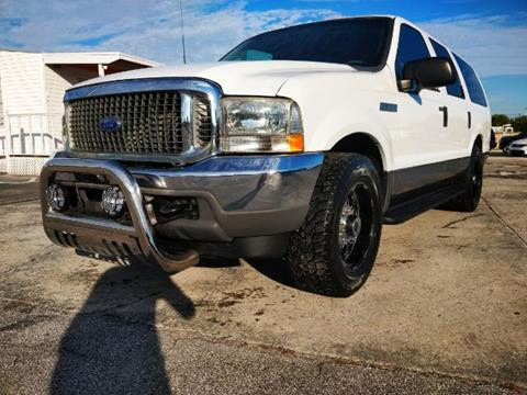 2003 Ford Excursion for sale at BC Motors of Stuart in Stuart FL