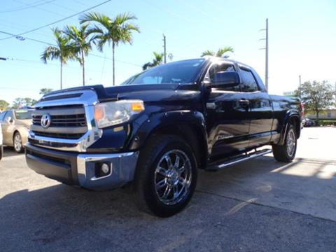 2014 Toyota Tundra for sale at BC Motors of Stuart in Stuart FL
