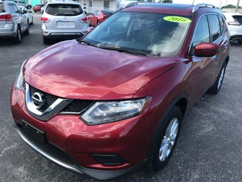 2016 Nissan Rogue SV for sale at BC Motors of Stuart in Stuart FL