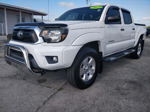 2013 Toyota Tacoma for sale in Stuart, FL