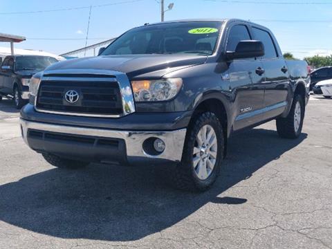 2011 Toyota Tundra for sale in Stuart, FL
