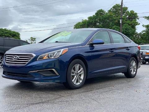 2016 Hyundai Sonata for sale in Stuart, FL