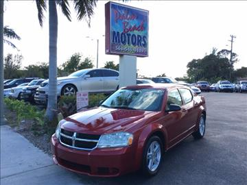 2008 Dodge Avenger for sale in West Palm Beach, FL