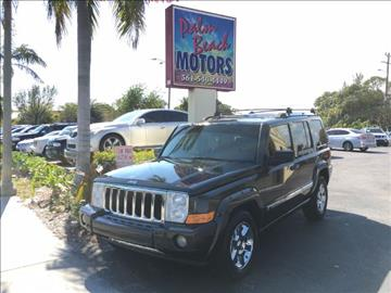2006 Jeep Commander for sale in West Palm Beach, FL