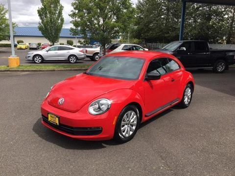 2016 Volkswagen Beetle for sale in Salem, OR