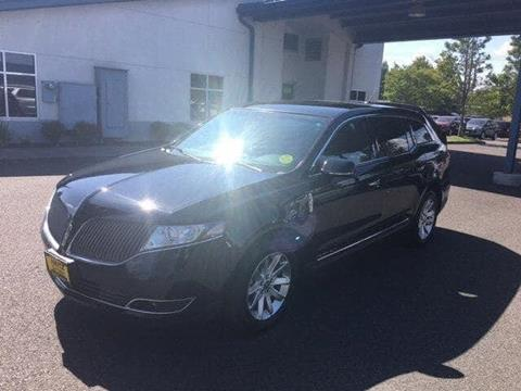 2016 Lincoln MKT Town Car for sale in Salem, OR