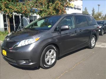 2015 Toyota Sienna for sale in Salem, OR