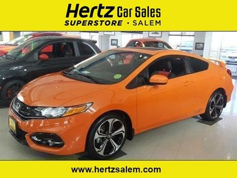 2015 Honda Civic for sale in Salem, OR