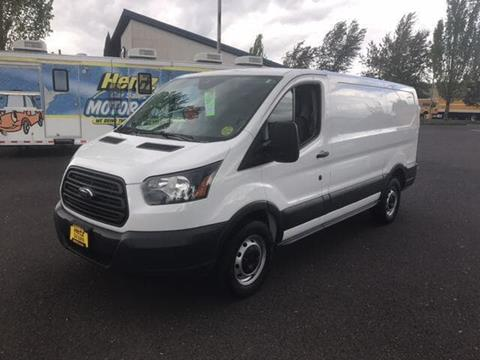 2016 Ford Transit Cargo for sale in Salem, OR