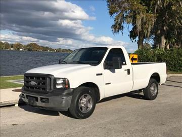 2003 Ford F-250 Super Duty for sale in Edgewater, FL