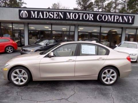 2014 BMW 3 Series for sale in Cary, NC