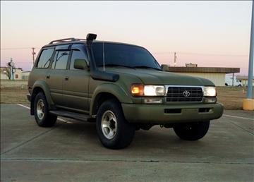 1996 Toyota Land Cruiser for sale in Moore, OK