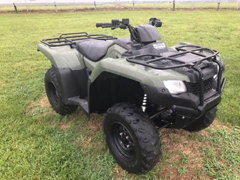 2017 Honda Rancher  for sale in Nebo, NC