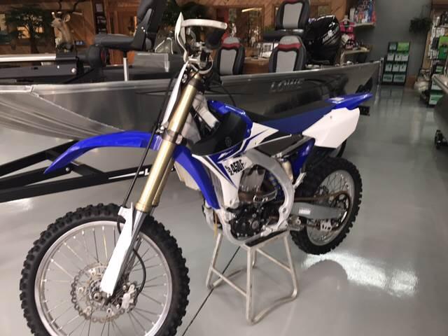 2014 Yamaha YZ450
