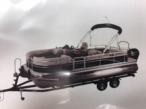 2018 Lowe SS210 RFL for sale in Nebo, NC