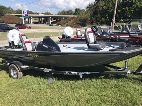 2018 Lowe Stinger 175C for sale in Nebo, NC