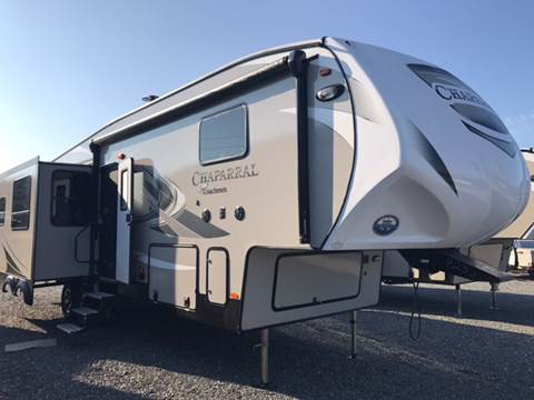 2018 Chaparral 336TSIK for sale in Nebo, NC