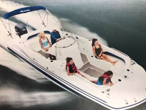 2018 Hurricane CC 19 for sale in Nebo, NC