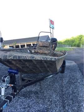 2017 Lowe RX18CC for sale in Nebo, NC