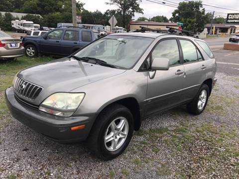 2003 Lexus RX 300 for sale in Dalton, GA