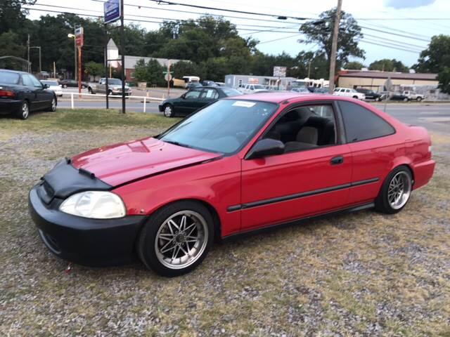 1997 Honda Civic DX 2dr Coupe   Dalton GA