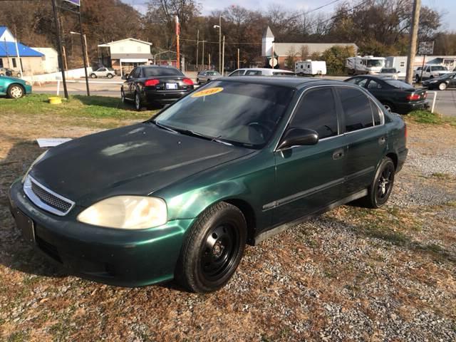 Great 2000 Honda Civic LX 4dr Sedan   Dalton GA