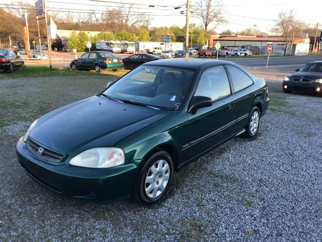 Marvelous 1999 Honda Civic DX 2dr Coupe   Dalton GA
