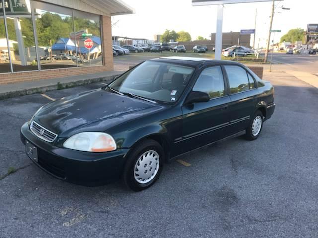 1996 Honda Civic DX 4dr Sedan   Dalton GA