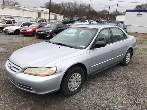 2001 Honda Accord for sale in Dalton, GA