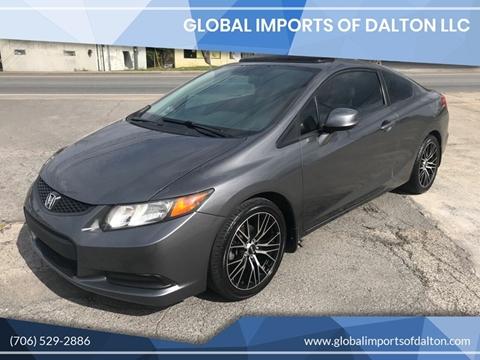 2012 Honda Civic for sale in Dalton, GA