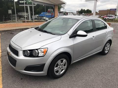 2014 Chevrolet Sonic for sale in Dalton, GA