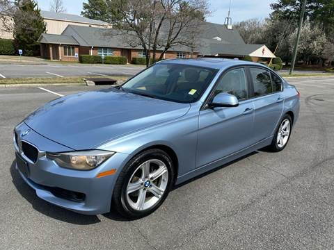 2013 BMW 3 Series 328i for sale at Global Imports of Dalton LLC in Dalton GA