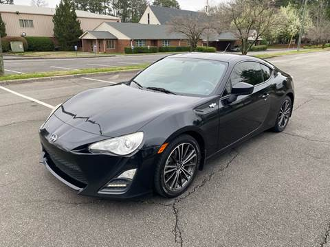 2013 Scion FR-S for sale at Global Imports of Dalton LLC in Dalton GA
