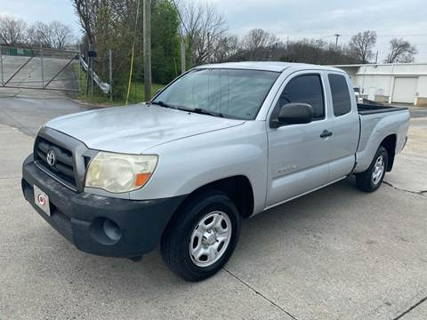 2006 Toyota Tacoma for sale at Global Imports of Dalton LLC in Dalton GA