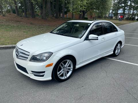2013 Mercedes-Benz C-Class C 250 Sport for sale at Global Imports of Dalton LLC in Dalton GA